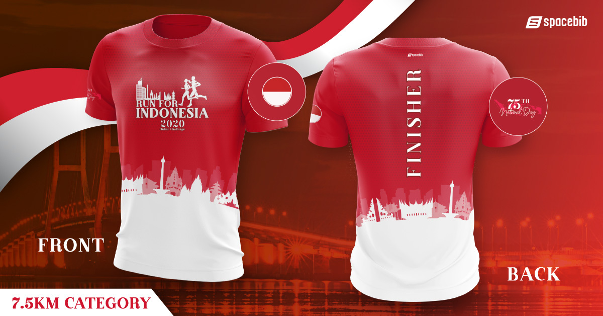 Finisher T-Shirt - 7.5km
