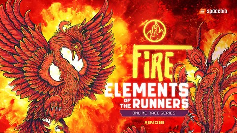 Fire - Elements of The Runners Online Race Series 2019