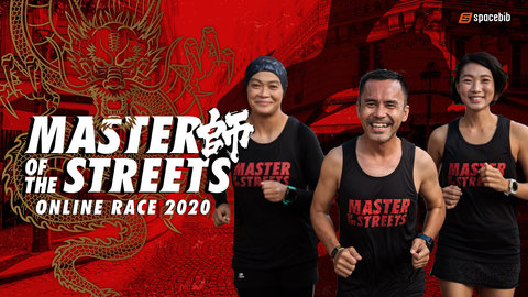 Master Of The Streets Online Race 2020