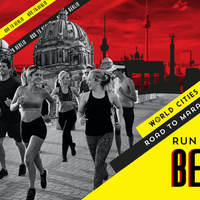 World Cities Online Challenge: Run To Berlin 2020