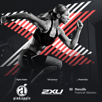 2XU Compression Run Singapore 2020