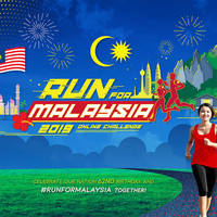 Run For Malaysia Online Challenge 2019