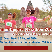 Khmer Empire Marathon 2020
