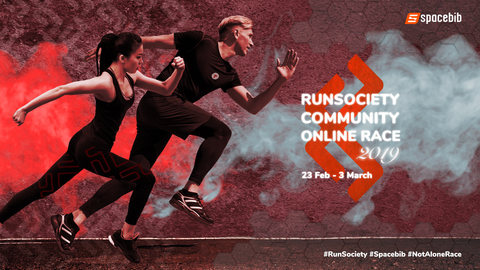 RunSociety Community Online Race 2019