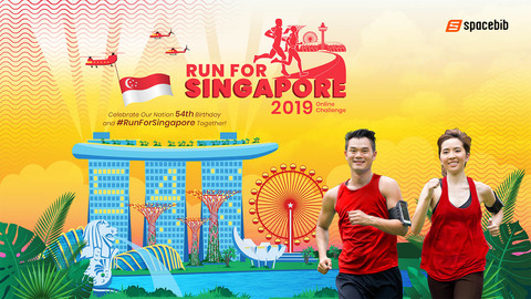 Run For Singapore Online Challenge 2019