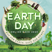 Earth Day Online Race 2020