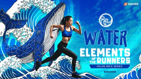 Water - Elements of The Runners Online Race Series