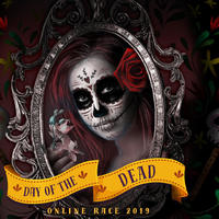Day Of The Dead Online Race 2019