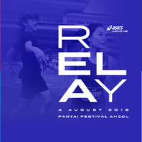 ASICS Relay Indonesia 2018