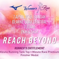 Mizuno Women's Run 2019