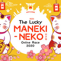 The Lucky Maneki-Neko Online Race 2020