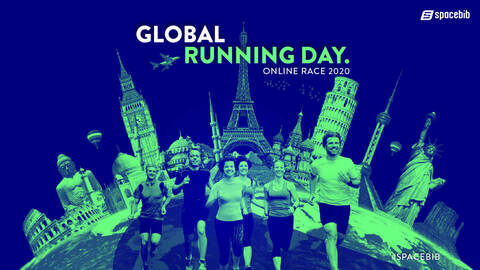 Global Running Day Online Race 2020