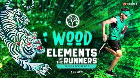 Wood - Elements of The Runners Online Race Series