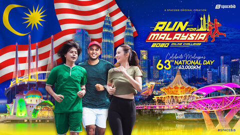 Run For Malaysia Online Challenge 2020