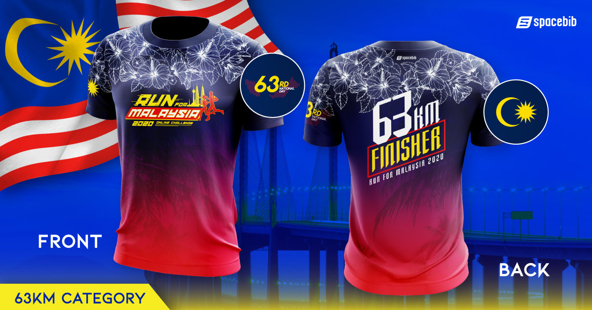 Finisher T-Shirt - 63km