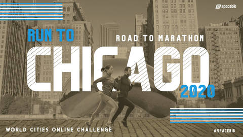 World Cities Online Challenge: Run To Chicago 2020