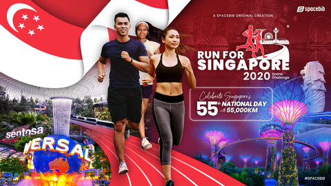 Run For Singapore Online Challenge 2020