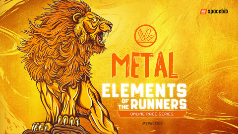 Metal - Elements of The Runners Online Race Series