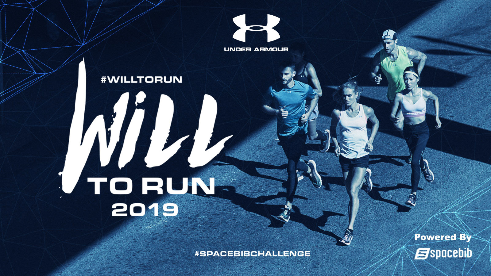 079d5e734c8 Under Armour Will to Run Online Challenge 2019 - Spacebib