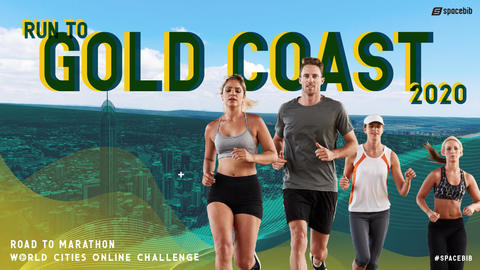 World Cities Online Challenge: Run To Gold Coast 2020