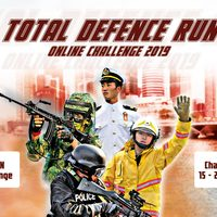 Total Defence Run Online Challenge 2019