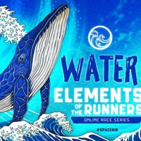 Water - Elements of The Runners Online Race Series 2019