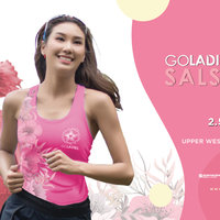 Goladies Salsation Fun Run 2019