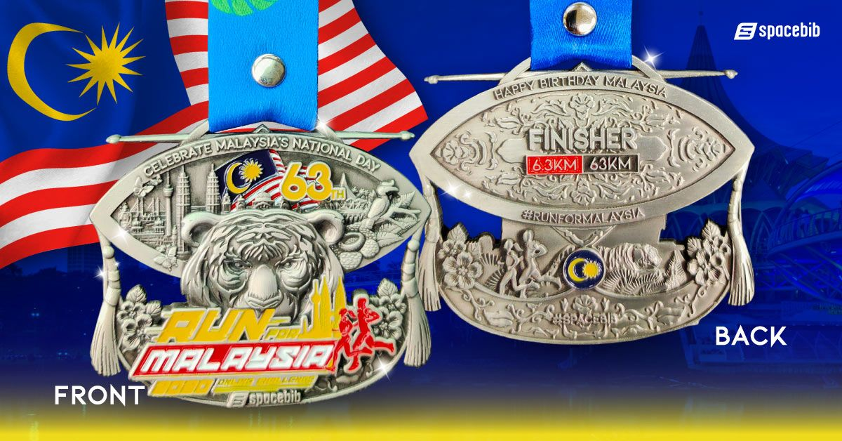 Finisher Medal - 6.3km
