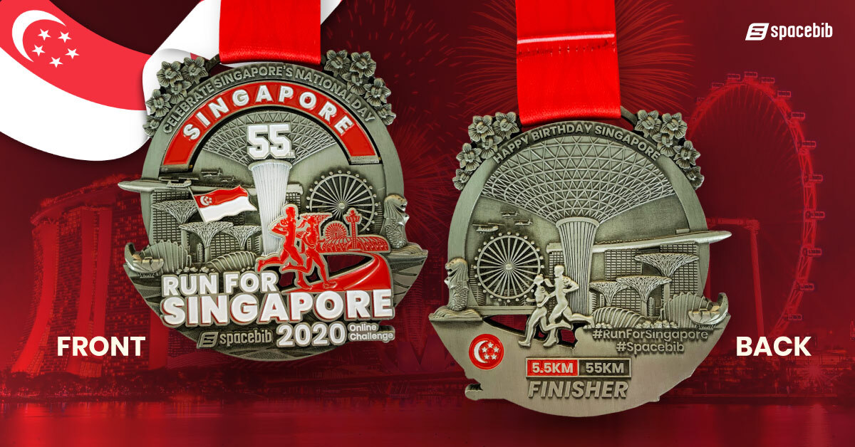 Finisher Medal - 5.5km