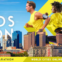 World Cities Online Challenge: Run To Boston 2020
