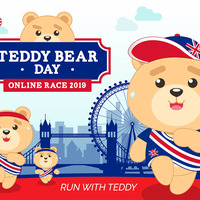 Teddy Bear Day Online Race 2019