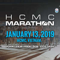 HCMC Marathon 2019 powered by Taiwan Excellence