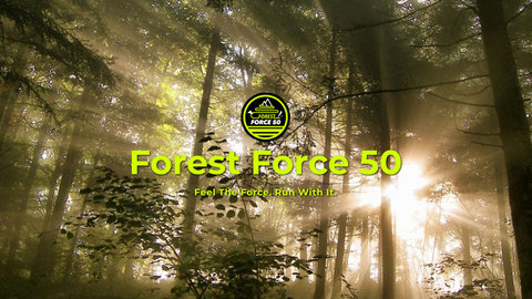 Volvic Forest Force 50 2020