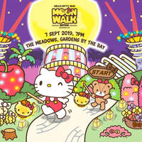 Hello Kitty Run Moon Walk Edition 2019