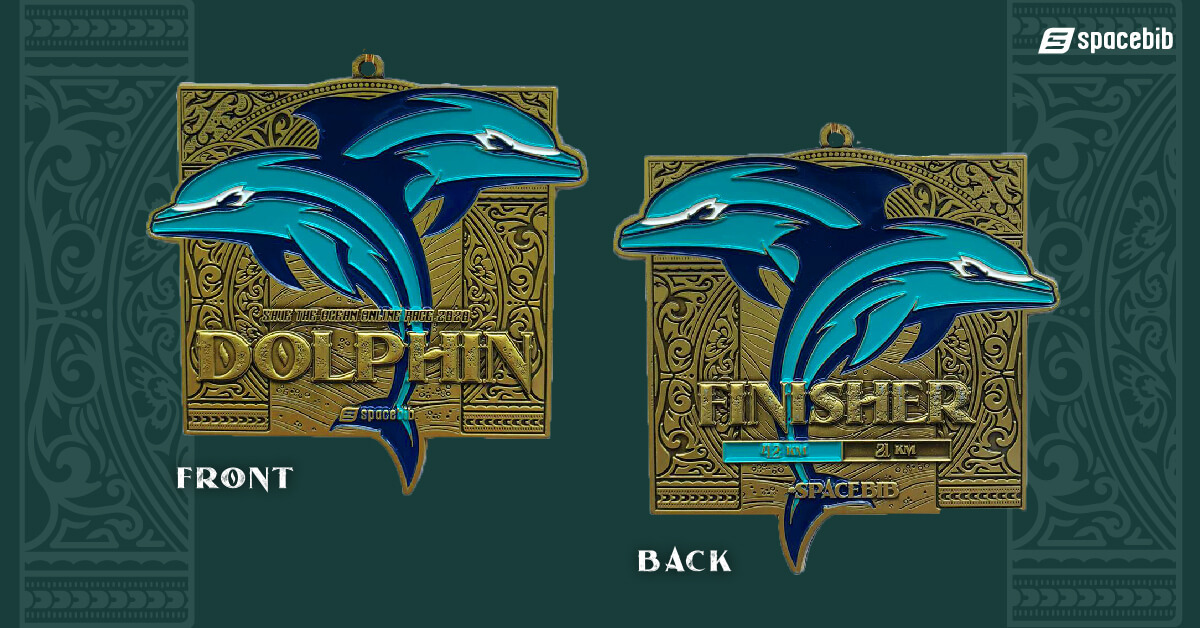 Finisher Medal - 42km