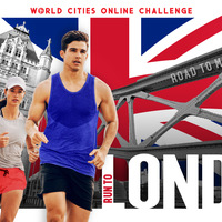 World Cities Online Challenge: Run To London 2020
