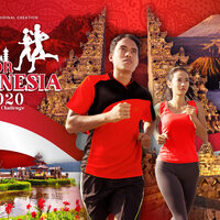 Run For Indonesia Online Challenge 2020