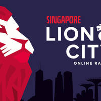 Singapore Lion City Online Race 2019