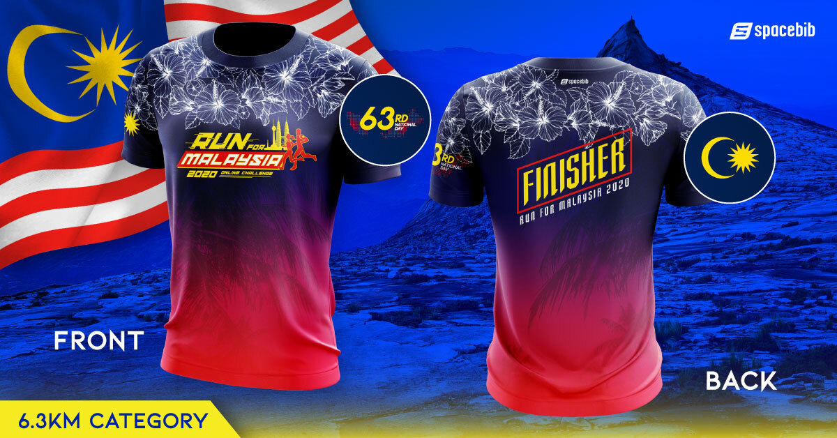 Finisher Tee - 6.3km