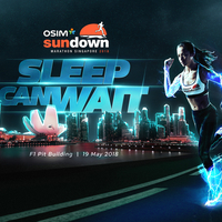 OSIM Sundown Marathon 2018