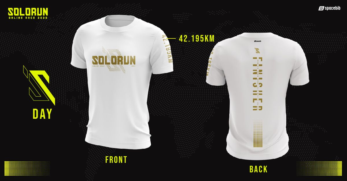 Finisher T-shirt (Day)