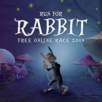 Run For Rabbit Free Online Race 2019