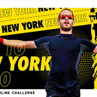 World Cities Online Challenge: Run To New York 2020