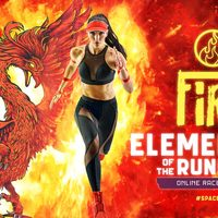 Fire - Elements of The Runners Online Race Series
