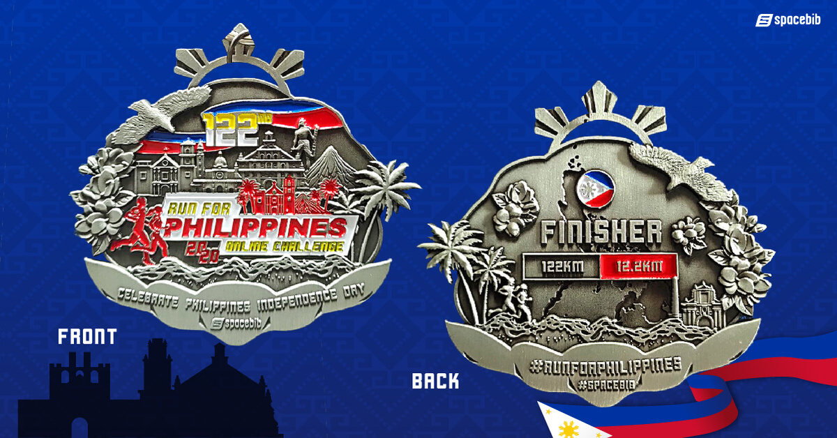 Finisher Medal - 12.2km