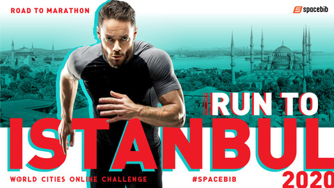 World Cities Online Challenge: Run To Istanbul 2020