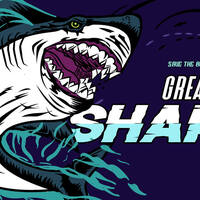 Save the Ocean Online Race: Great White Shark 2020