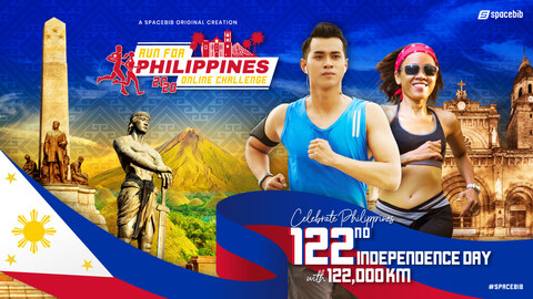 Run For Philippines Online Challenge 2020